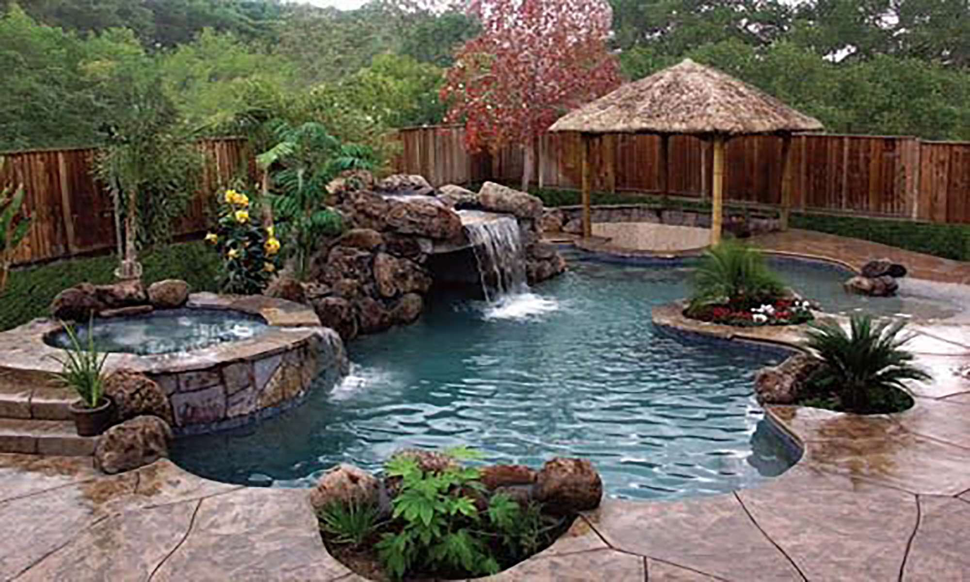 home country club pools